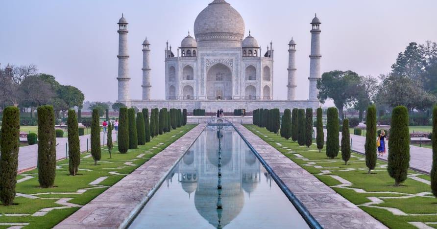 ヨーロッパのトップ犬が急上昇中のインドのオンラインカジノ市場に目を向ける