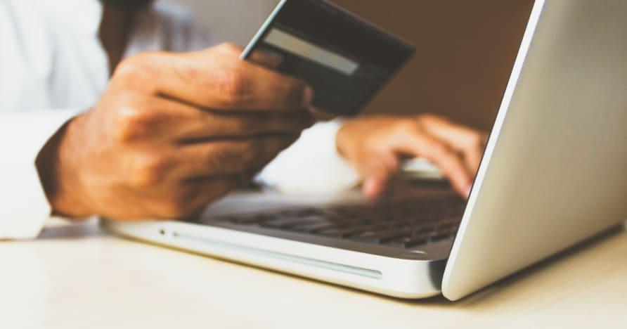 英国での賭けのクレジットカード禁止
