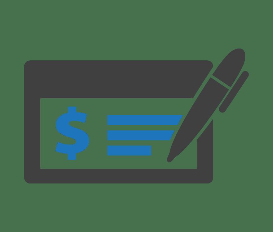 オンラインカジノ Cheque