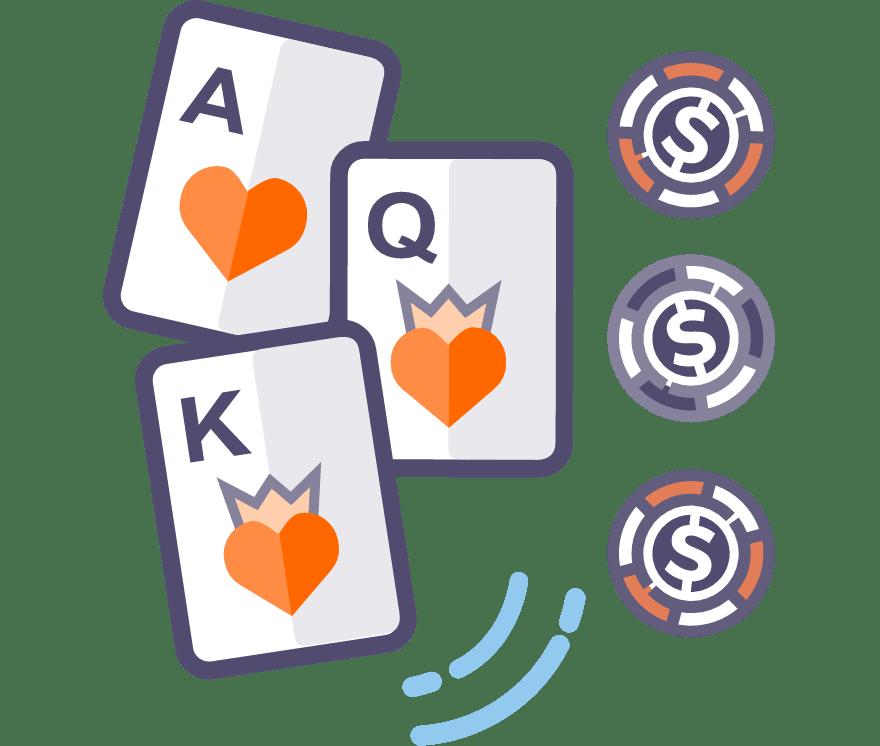 スリーカードポーカー オンラインカジノ
