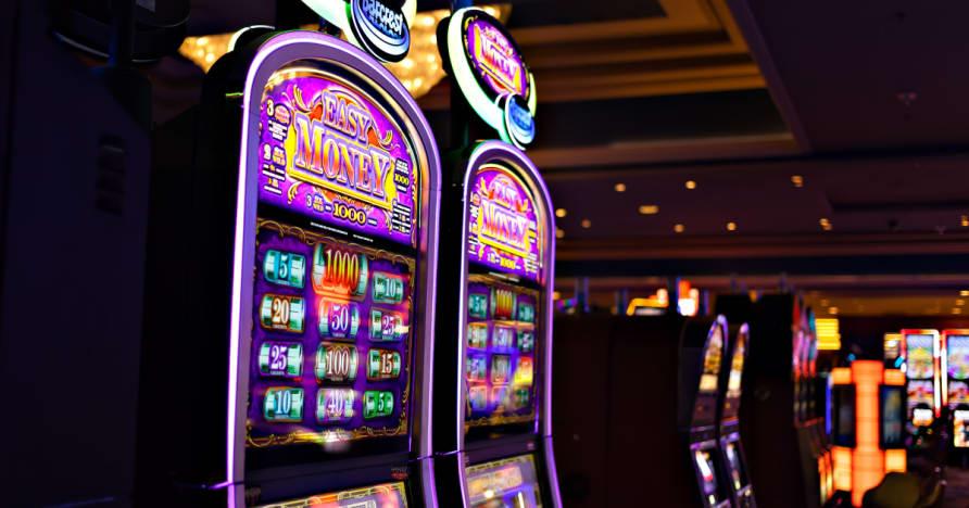 カジノはお金を経由スロットマシーンを作る方法