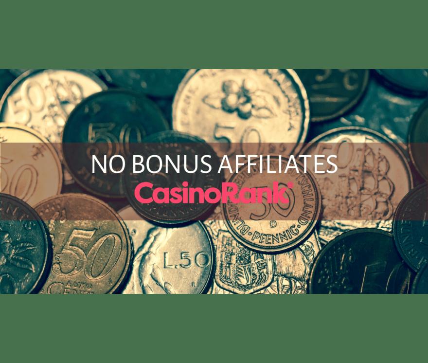 No Bonus Affiliates オンラインカジノ