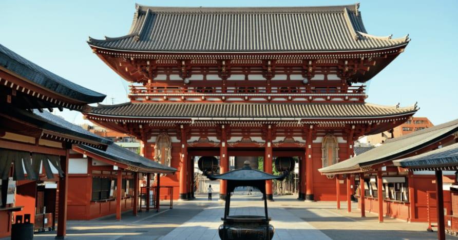 レオベガスの日本のゲーム市場への拡大