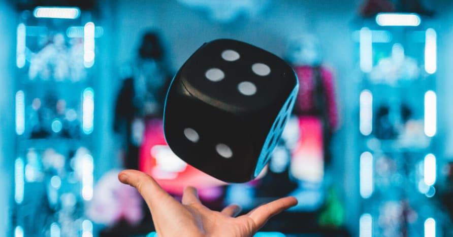 オンラインカジノゲームにおけるリスク要素とハウスエッジ