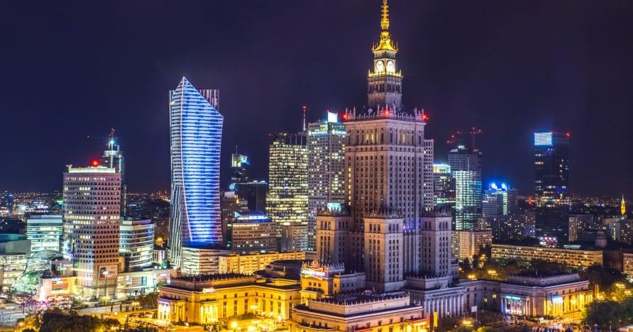 ポーランドのオンラインカジノ:ポーランドでのインターネットギャンブル