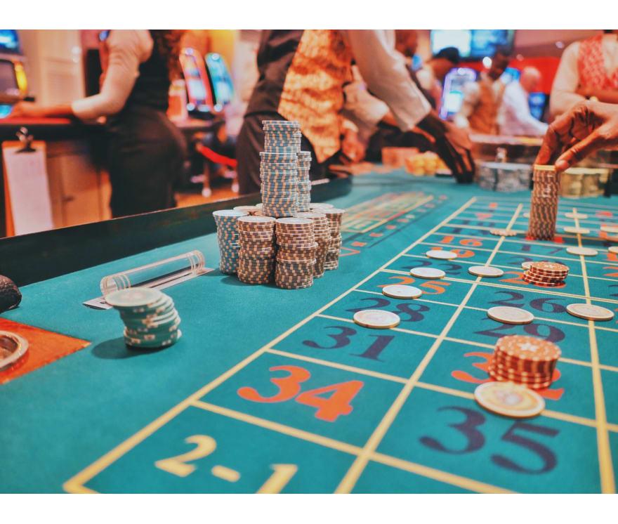 テキサスホールデム オンラインカジノ